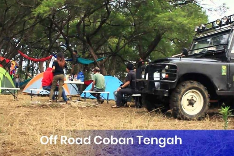 Off Road Coban Tengah