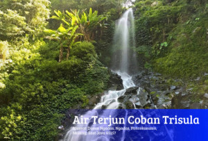 Air Terjun Coban Trisula